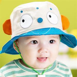 Mũ rộng vành cho bé MRV003