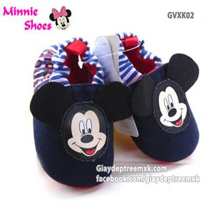 Giày vải cho bé GVXK01