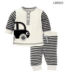 Bộ quần áo thu đông Little Maven LMBB03 ( 18M - 7T )