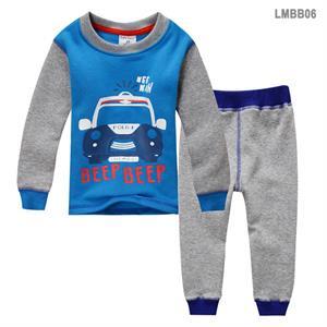 Bộ quần áo thu đông Little Maven LMBB06 ( 24M - 7T )
