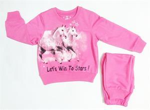 Bộ quần áo bé gái 2 đến 8 tuổi BBG01