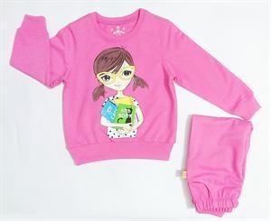 Bộ quần áo bé gái 2 đến 8 tuổi BBG02