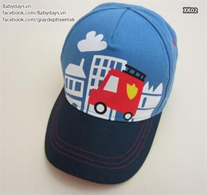 Mũ thời trang trẻ em MXK02