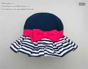 Mũ thời trang trẻ em MXK03