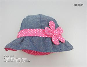 Mũ thời trang trẻ em MXK011