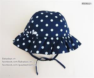 Mũ thời trang trẻ em MXK021