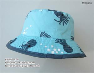 Mũ thời trang trẻ em MXK030