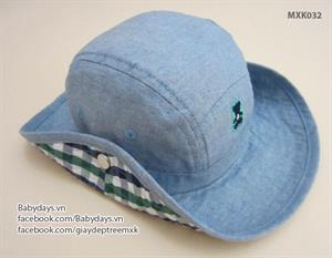 Mũ thời trang trẻ em MXK032
