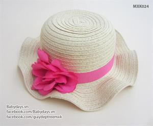 Mũ thời trang trẻ em MXK024