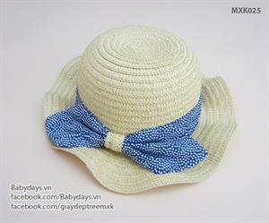 Mũ thời trang trẻ em MXK025