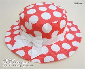 Mũ thời trang trẻ em MXK026