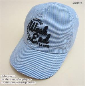 Mũ thời trang trẻ em MXK028
