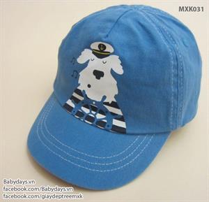 Mũ thời trang trẻ em MXK031