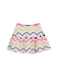 Chân váy cotton co giãn 4 chiều xuất khẩu