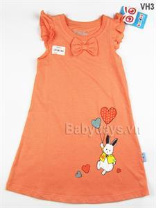 Váy đầm bé gái xuất khẩu VH3