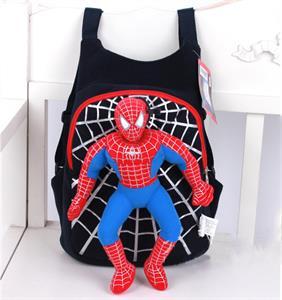 Balo người nhện spider men cho bé BL014A