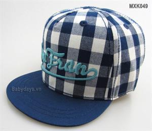 Mũ hiphop cho bé MXK049