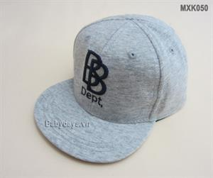 Mũ hiphop cho bé MXK050