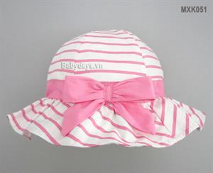 Mũ nón rộng vành cho bé MXK051