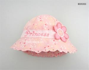 Mũ nón rộng vành cho bé MXK053