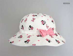 Mũ nón rộng vành cho bé MXK054