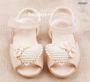 Sandal tập đi cho bé SDHQ07B
