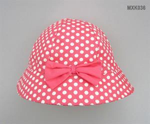 Mũ nón rộng vành cho bé MXK036