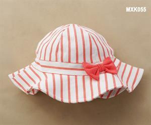 Mũ nón rộng vành cho bé MXK055
