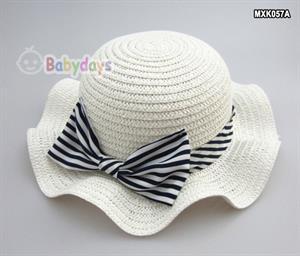 Mũ nón rộng vành cho bé MXK057A