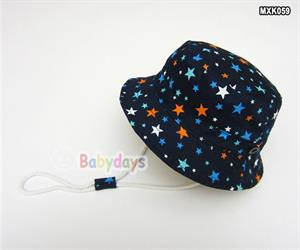 Mũ nón rộng vành cho bé MXK059