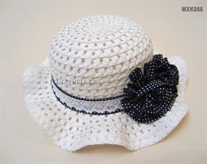 Mũ nón rộng vành cho bé MXK066