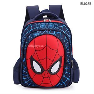Balo siêu nhân spider man cho bé BL028B