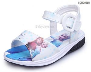 Sandal Frozen bé gái SDHQ026B