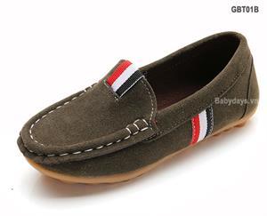 Giày lười cho bé GBT01B