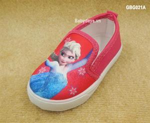 Giày lười công chúa elsa cho bé GBG21A