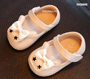 Giày tập đi cho bé GHQ066B
