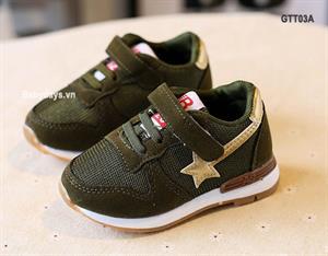 Giày thể thao cho bé GTT03A