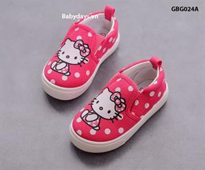 Giày lười Hello kitty cho bé GBG024A