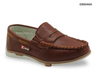 Giày lười cho bé GXK040A