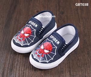Giày lười siêu nhân cho bé GBT03B