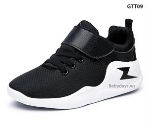 Giày thể thao quai dán cho bé GTT09