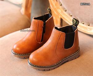 Giày Boots cho bé BOT01A