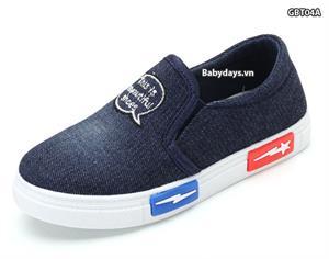 Giày mọi giày lười cho bé GBT04A