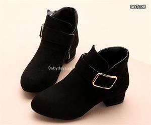 Giày Boot cho bé gái BOT02B