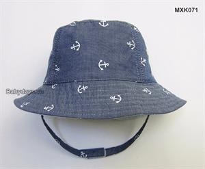 Mũ nón rộng vành cho bé MXK071