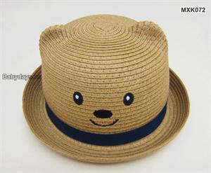 Mũ nón rộng vành cho bé MXK072