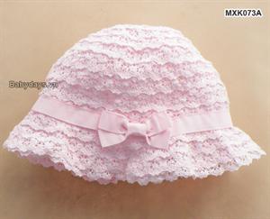 Mũ nón rộng vành cho bé MXK073A