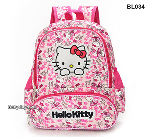 Balo Hello Kitty cho bé BL034