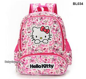 Balo Hello Kitty cho bé BL034