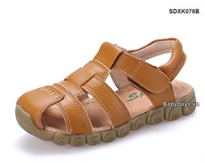 Sandal rọ bít mũi cho bé SDXK078B